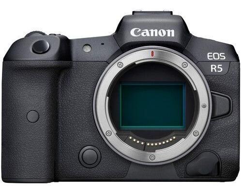 Camara Canon Digital Eos R5 Cuerpo
