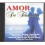 Cd Amor De Telenovelas Músicas Novelas Mexicanas Marimar Original
