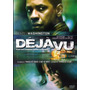 Dvd Déjà Vu - Denzel Washington - Original