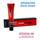 24 Tinturas Color Master X 60 Grs C/u
