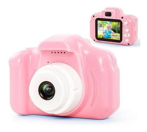 Mini Cámara Digital Para Foto + Vídeo + Juegos / Niños