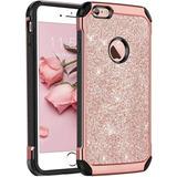 Funda Bentoben iPhone 6/iPhone 6s Diseño Brillant Rose Gold