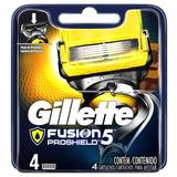 Repuestos Para Afeitar Gillette Fusion5 Proshield 4u
