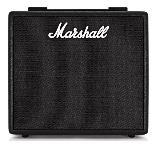 Amplificador De Guitarra Marshall Code25 Efectos Usb Bt 25wp