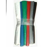 Bolsas Colores Biodegradegradable 60x80cm Costox100 Unidades