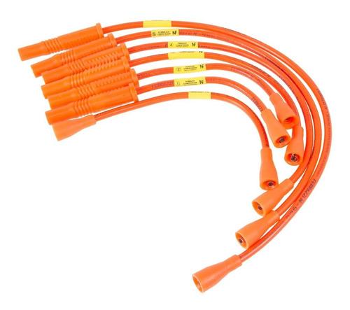 Cables De Bujías Ferrazzi Competición 9mm Ford Falcon/f100