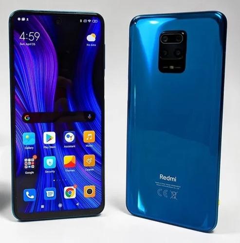 Teléfono Cel Xiaomi Redmi Note 9s 128gb+6gb Tienda Fisica