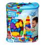 Blocos De Montar Fisher Price 80 Peças Mega Bloks - Mattel Original
