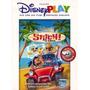 Dvd Stitch! O Filme Coleção Disney Play Original