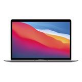 Macbook Air A2337 Space Gray 13.3 , Apple M1  8gb De Ram 256gb Ssd, Apple Gpu 2560x1600px Macos X 10.14
