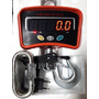 Balança Digital Gancho 1000kg Suspensa Com Bateria Interna Original