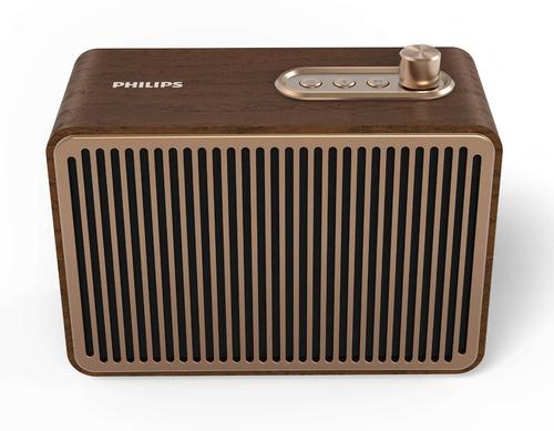 Parlante Bluetooth Philips Tavs500 Inalambrico Vintage Retro