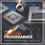 Programador - Apps - Desarrollador - Diseñador Grafico - Web