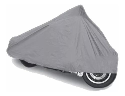 Funda Lona Impermeable Cubre Moto Bicicleta Anti Rasgado ®