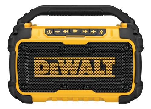 Altavoz Parlante Bluetooth 20vmax Dewalt Dcr010 P/el Trabajo