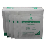 Gasa No Tejida Estéril 5 X 5 Cm, Caja X 50 Sobres X 2 Un