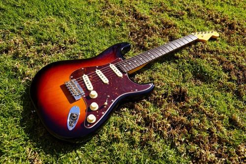 Fender American Professional Ii Stratocaster Año 2021