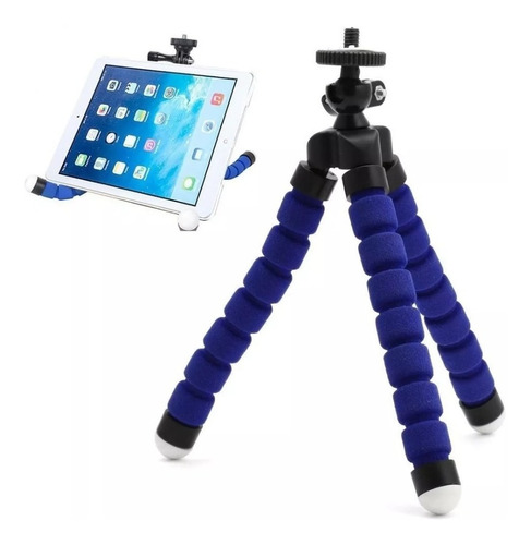Tripie Flexible Soporte Pulpo Base Celular Camara iPhone