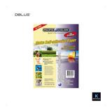 150 Hojas Papel Adhesivo Mate Fotográfico, A4/120 Grs