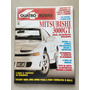 Revista Quatro Rodas 374 Gol Verona Escort Mitsubishi R925 Original