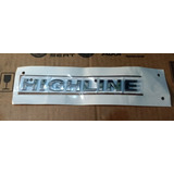 Emblema Highline Vw Fox Suran Trend Orginal
