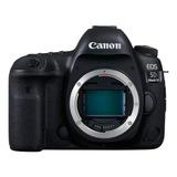Canon Eos 5d Mark Iv Dslr Color  Negro