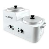 Calentador De Cera 6 Kg, Olla Para Depilación Profesional