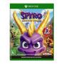Spyro Reignited Trilogy - Xbox One Mídia Física Em Português Original