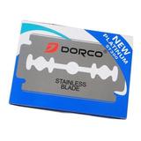 Respuesto Dorco Navajin Hojilla 100 Unid Modelo Platinum