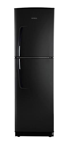 Heladera Con Freezer 314 L Black Steel Patrick Hpk136m00n01