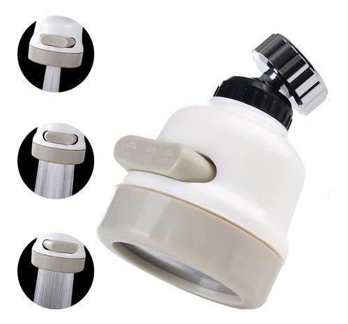 Cabezal De Grifo Giratorio 360 Para Lavaplatos Ahorrador