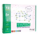 Tambo - Set De Construcción - Panguitoys