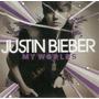 Cd Justin Bieber - My Worlds Original