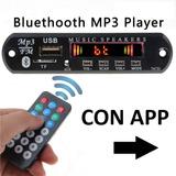 Bluetooth Mp3 Usb Radio Modulo Decodificador Original 32gb