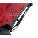 Estribos Redondos Cromados Ecosport Duster