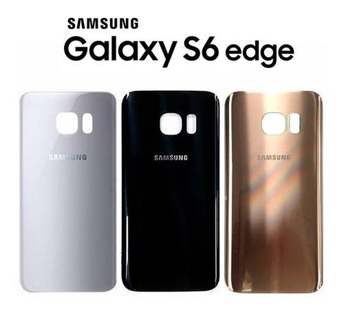 Tapa Trasera Para Samsung Galaxy S6 Edge