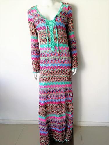 Vestido Missoni Imprescionante Nuevo Con Etiquetas