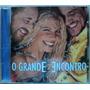 Cd O Grande Encontro Vol 2 Ze Ramalho Elba Geraldo Azevedo Original