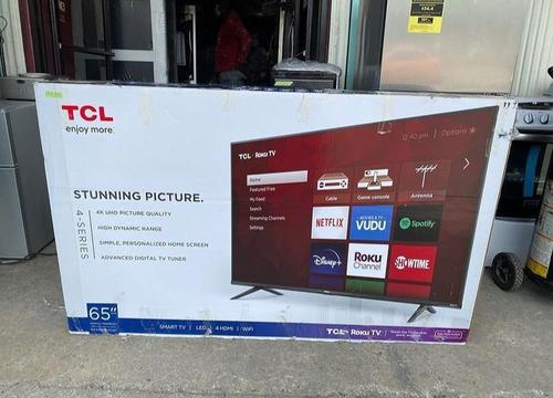 Smart Tv Tcl De 65 849-763-2838