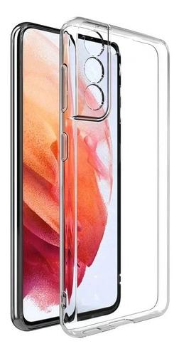 Carcasa Transparente Premium Airbag Samsung Galaxy S21