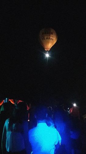 Globo Aerostático Gigante De Papel - Suéltalo En Fiestas