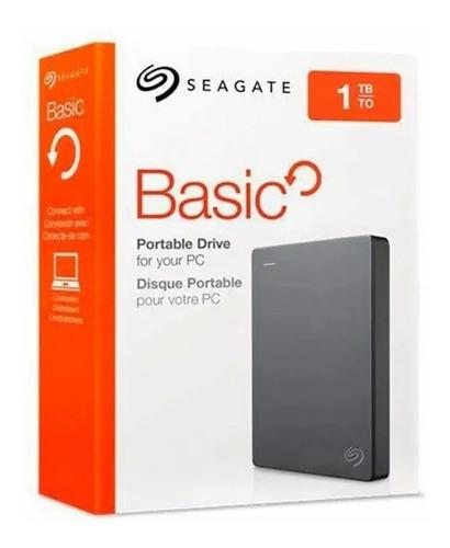 Disco Rigido Externo Seagate 1 Tb Usb 3.0 Win Mac Ps4 Xbox