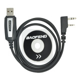 Cable Y Cd Original Programacion Handy Baofeng Uv5r Bf-888