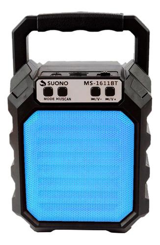 Mini Parlante Suono Bluetooth Portátil Recargable