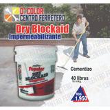 Impermeabilizante Dry-blockaid