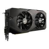Tarjeta De Video Nvidia Asus  Dual Geforce Rtx 20 Series Rtx 2060 Dual-rtx2060-o6g-evo Oc Edition 6gb