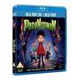 Blu-ray 3d + Blu-ray - Paranorman  Lacrado Original