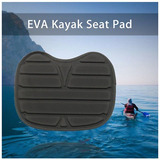 Eva Black Estándar Suave Acolchado Asiento Para Kayak Canoa