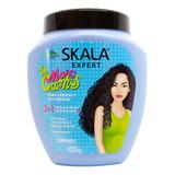 Skala Mais Cachos Máscara Vegana Crema Peinar Rizos X 1kg