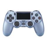 Control Joystick Inalámbrico Sony Playstation Dualshock 4 Titanium Blue